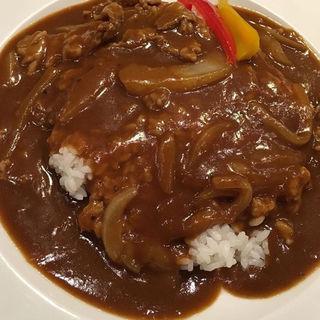 あいち知多牛カレー(オリエンタルキッチン セントレア店 )
