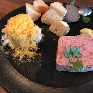前菜3種(ekaki (エカキ))