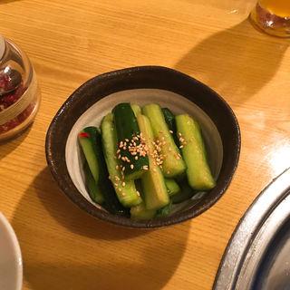 キムチ(大根白菜キュウリ)