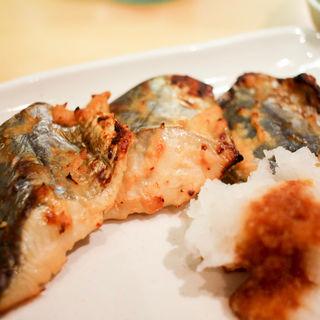 さわらの味噌漬け焼き(とんぺい )