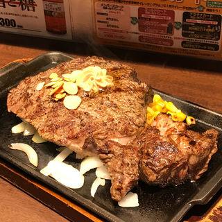 リブロースステーキ600g(いきなりステーキ 湯島店 )
