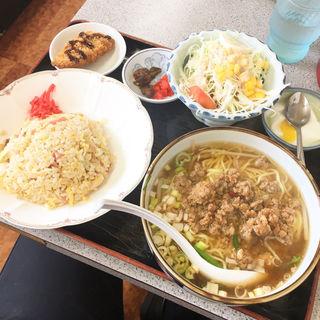 麺飯セット(中華料理 味鮮 (ミセン))