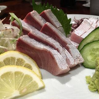 天然ブリ刺身(えぼし 茅ヶ崎本店 )