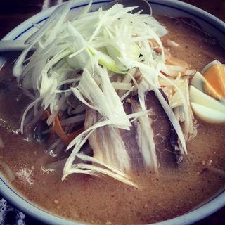 豪快味噌ラーメン(麺屋 豪快 (めんや ごうかい))