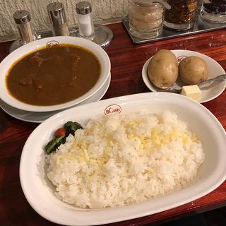 ビーフカレー(ボンディ 神保町本店 (Bondy))