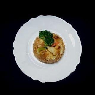 野菜焼きチーズカレー(鎌倉 利々庵 )