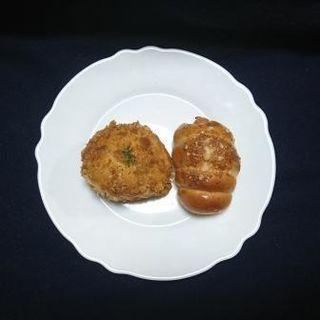 カレードッグセット(cake shop Coffet(ケーキショップ・コフレ))