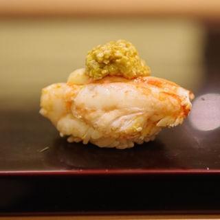毛蟹(鮨みなと)
