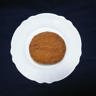 カリカリカレードーナツ(ふっくらパン屋さんこねっこ)