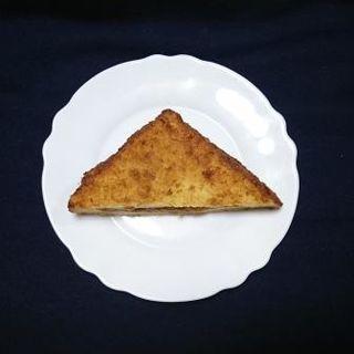 手作りカレー入りカレーサンド(あげパン)(ベーカリームック)