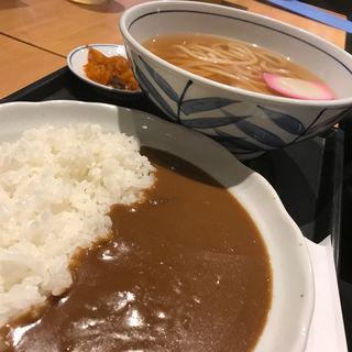 カレーとうどんセット(ウエスト 松島一丁目店 )