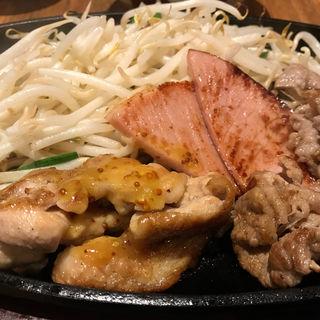日替わりランチ(麺牛)