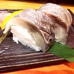 みやたけ名物 鯖棒寿司 2貫
