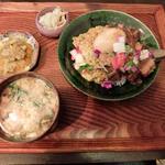 本日の定食(定食堂 金剛石)