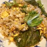 ズワイガニとレタスの炒飯(ハナ チャイナ )