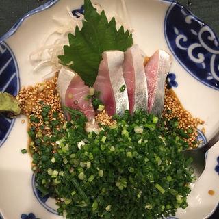 胡麻鯖(キッチンしゃもじ)
