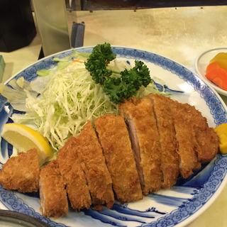 とんかつ定食(あけぼの )