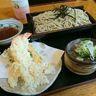 天ざる(そば哲 本店 )