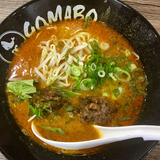 鯛だし担々麺(鯛だし担々麺 GOMABO (ごま坊))