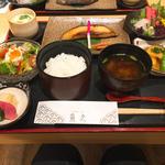 夜定食(日本料理 魚久 本店 (うおきゅう))