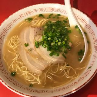 ラーメン(まるやす食堂)
