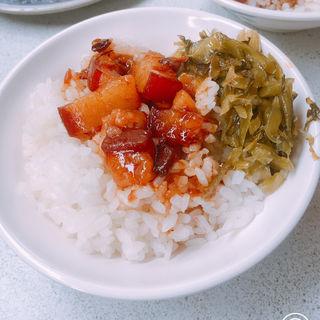 魯肉飯(光満園)