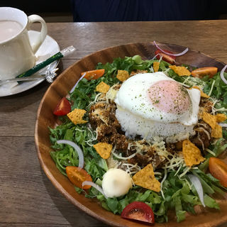 タコライス(cafe koume)