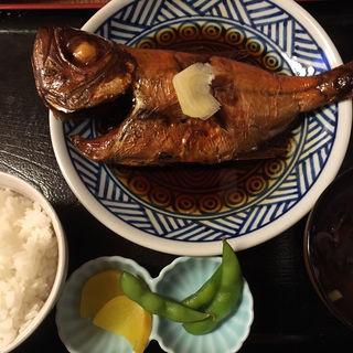 金目の煮付け定食(吉丸 (きちまる))