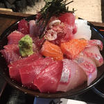 海鮮丼特大