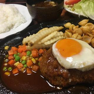 ハンバーグステーキ(キッチントーキョー )