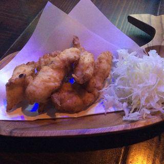 鶏のから揚げ(FUKAKUSA)