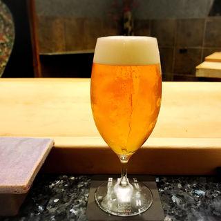 生ビール(初音鮨 (はつねすし))
