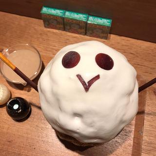 ハロウィンおばけちゃん(氷屋ぴぃす )