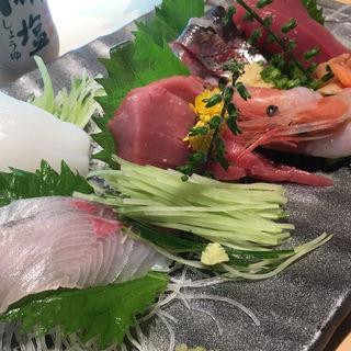 魚河岸盛り(すしまみれ 新宿店 )