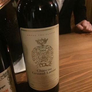 Chateau Montrose 2001(Wine & Bar Oka)