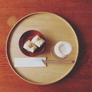 湯豆腐ランチ(和多屋別荘 )