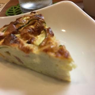 蕎麦のキッシュ(ソバリストランテ ナール )