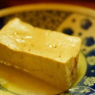 おでん 豆腐(でん姫 新橋)
