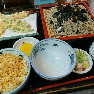 天ざる(そば処 丸福)