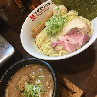 濃厚つけ麺 全部のせ(フジヤマ55 本店 )