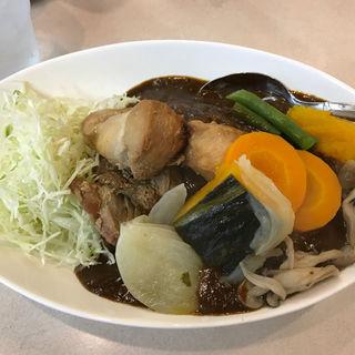 チキン野菜カレー(カレーショップ 酒井屋 (サカイヤ))
