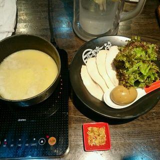 濃厚鶏白湯つけ麺(塩)(麺屋 時茂 西川口店 )