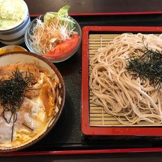 ざるそば(蕎麦居酒屋 月六亭 そば行)