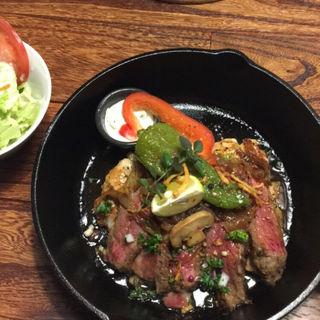 chicken&steak(Red Cafe factory)