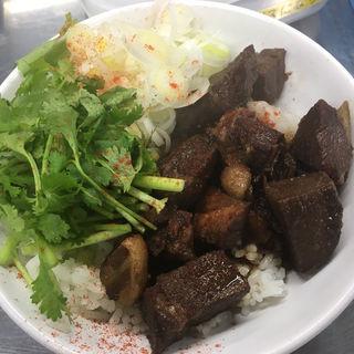 魯肉飯(中華そばそのだ)