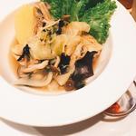 参鶏湯スープランチ