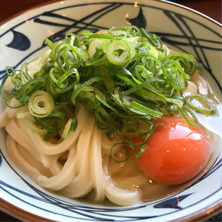 釜玉うどん(丸亀製麺 福岡原田店 )