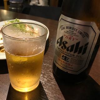 瓶ビール(博多荘 (はかたそう))