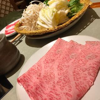 和牛特選霜降肉(木曽路 心斎橋店 (キソジ))