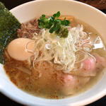特製青唐辛子痛麺(麺や勝治)